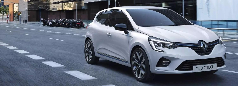 All-New Renault Clio Play E-TECH Hybrid