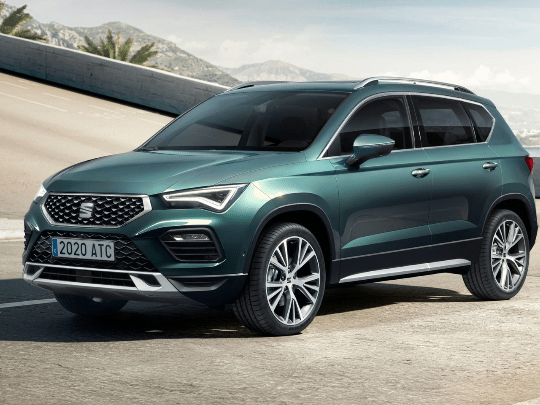 New Ateca Personal Contract Hire Offer