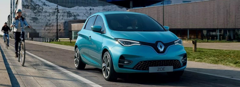 New Renault Zoe