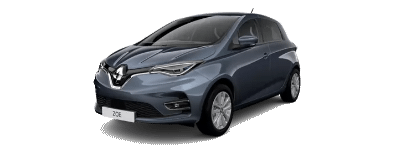 New Renault Zoe Iconic Offer