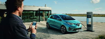 New Renault Zoe Play Offer