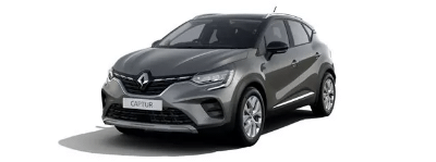 All-New Renault CAPTUR Iconic Offer