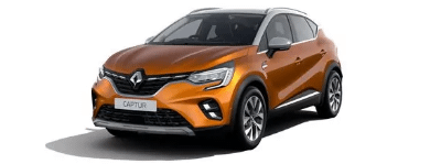 All-New Renault Captur S Edition Offer