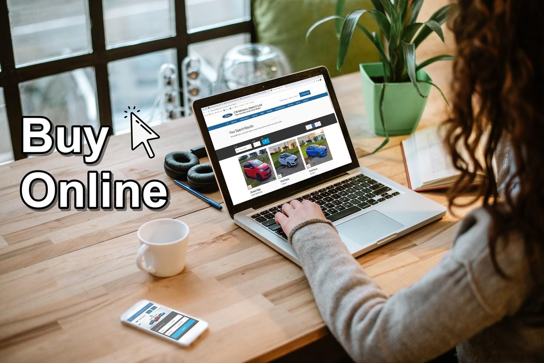 Buy Online, Drive Away Today!