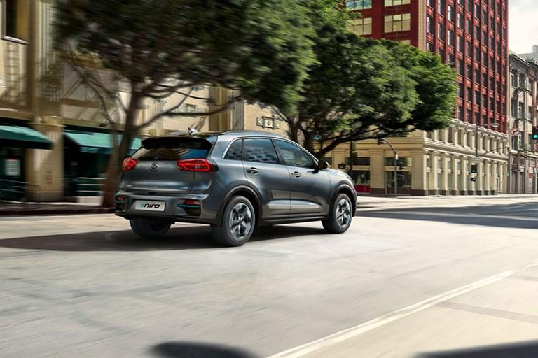 e-NIRO CLAIMS BEST SELLING EV IN OCTOBER