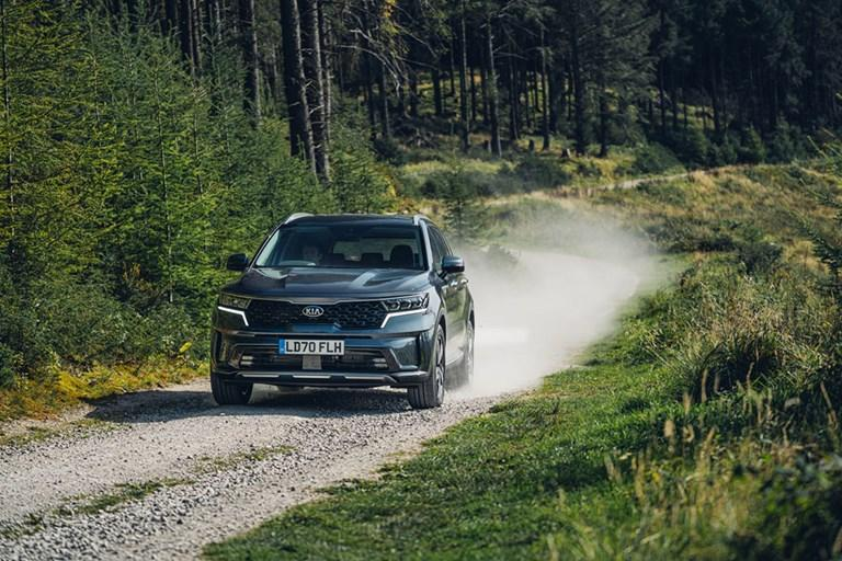 NEW SORENTO ACCESSORIES TO TAKE ON EVERYTHING LIFE THROWS AT IT