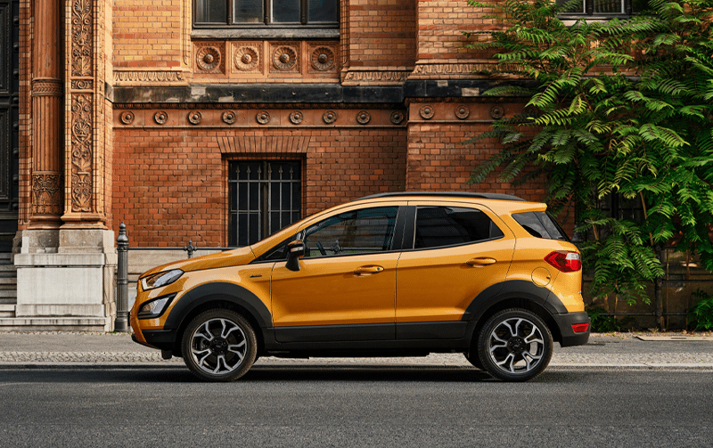 Ford reveal the New EcoSport Active