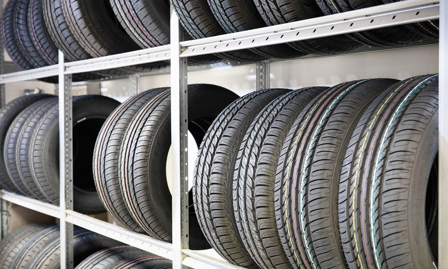 Tyres At Caffyns Vauxhall
