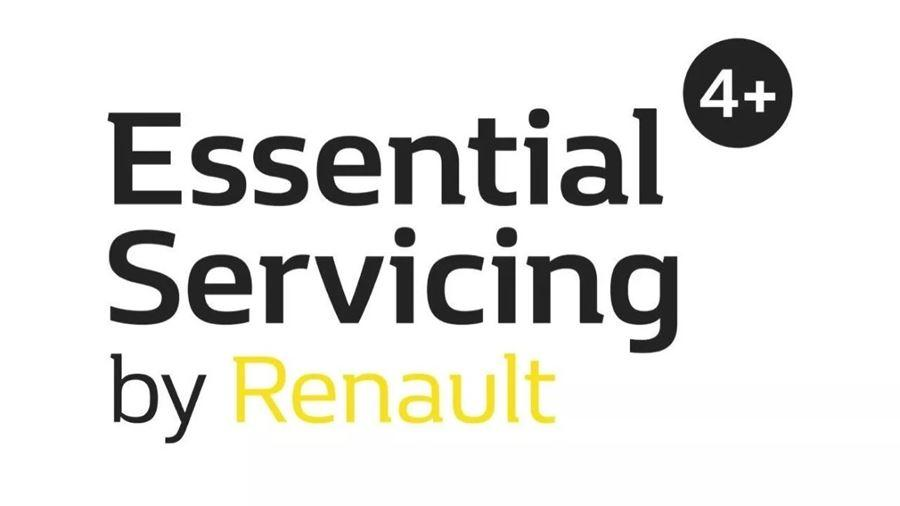 renault essential service
