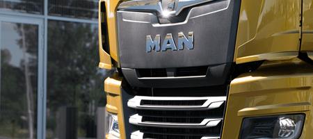 Guided Walkaround - The New MAN Truck Generation