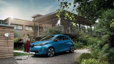 Renault New Zoe Motability Offers