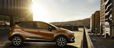 Renault Captur Motability Offers