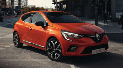 Renault Clio Motability Offers