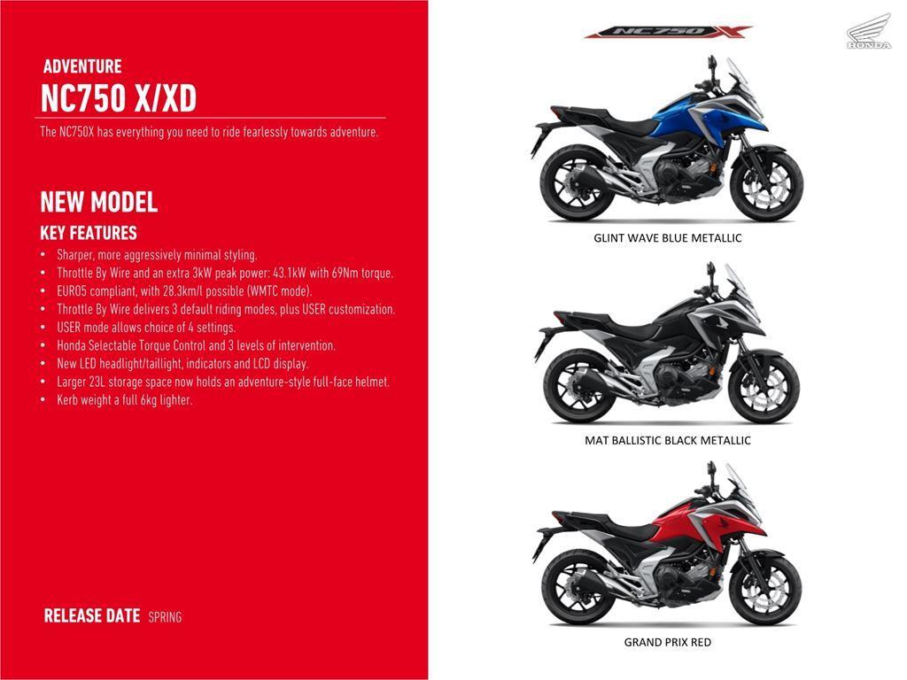 NC750X/XD