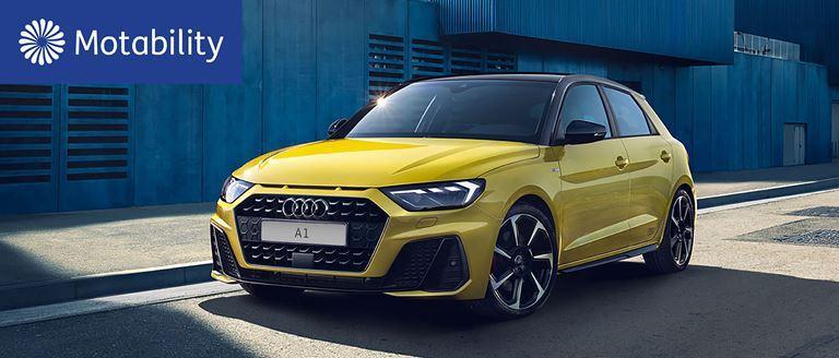 Audi A1 Sportback Motability Offers