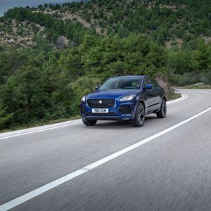 New Jaguar E-Pace