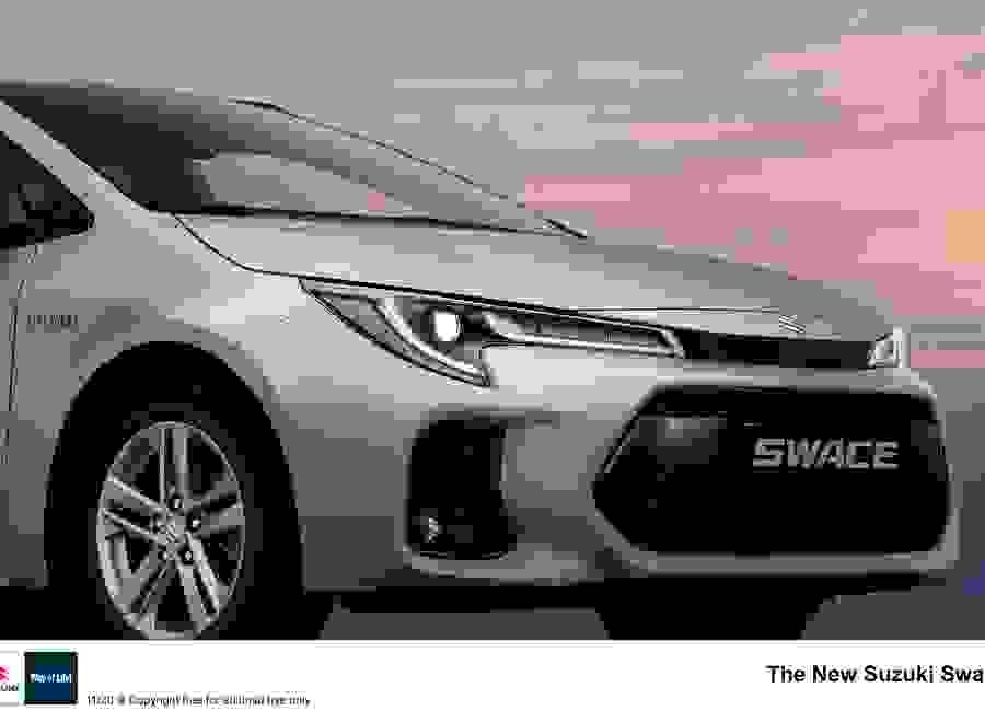 New Suzuki Swace at John Banks Suzuki