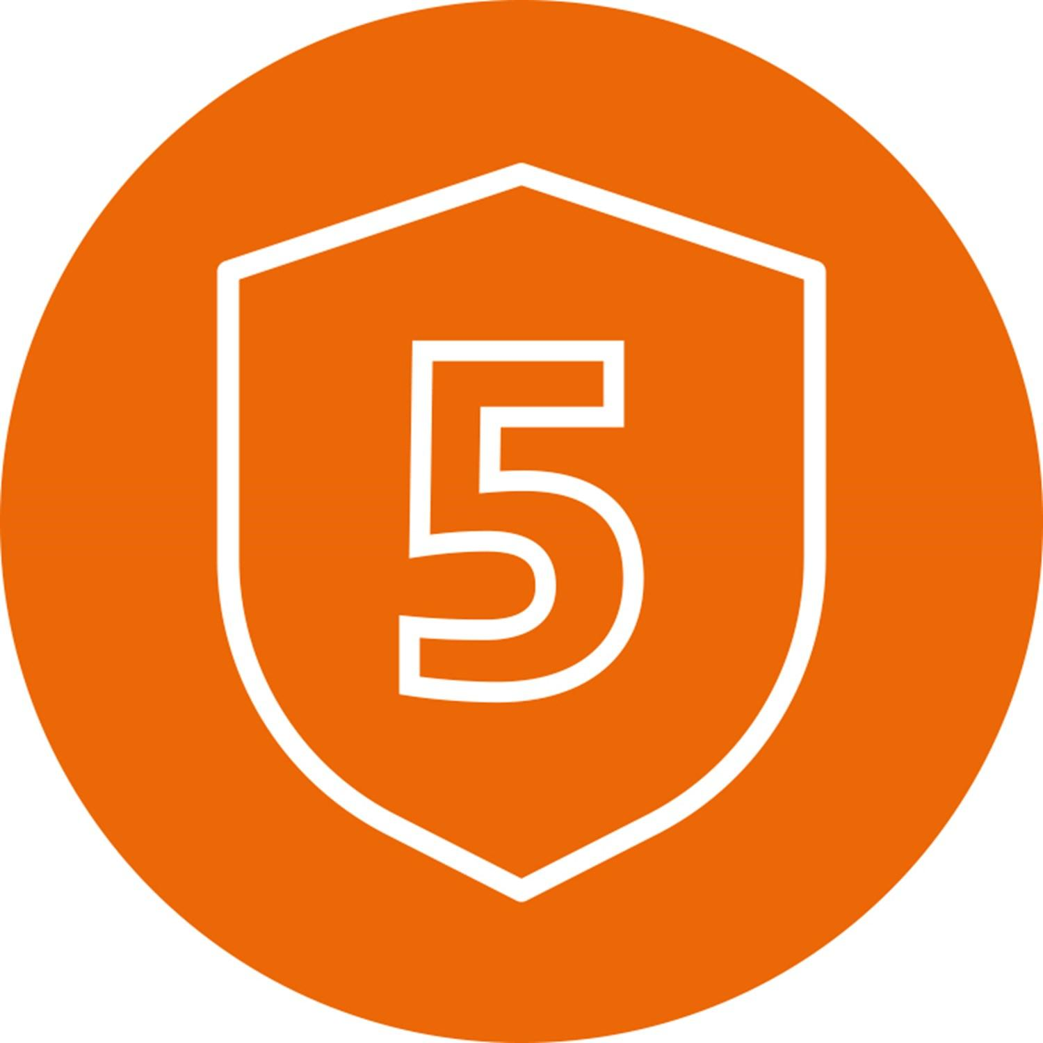 5 days' complimentary Volkswagen Drive Away Insurance