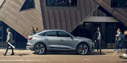 Audi e-tron Sportback Business Offer
