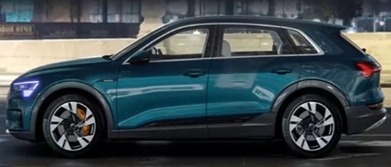 Audi e-tron Business Offer