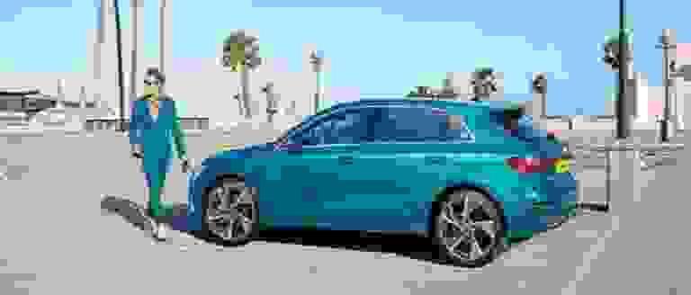 Audi A3 Sportback Leasing Offer