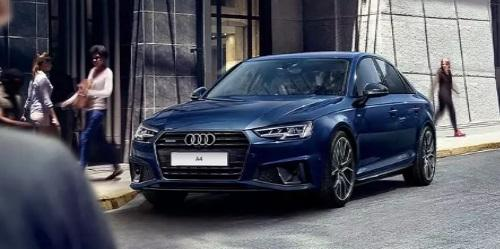 Audi A4 Saloon Leasing Offer