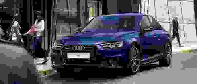 Audi A4 Saloon Business Offer