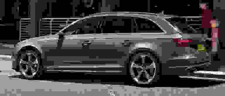 Audi A4 Avant Business Offer