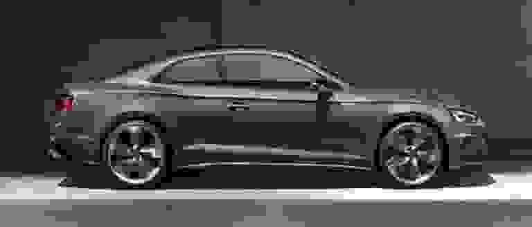Audi A5 Coupé Business Offer