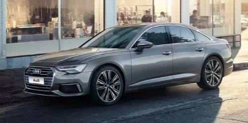 Audi A6 Saloon Leasing Offer