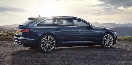 Audi A6 Avant Business Offer