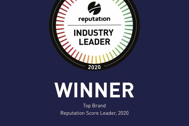 KIA NAMED INDUSTRY LEADER IN REPUTATION.COM'S 2020 AUTOMOTIVE REPUTATION REPORT UPDATE