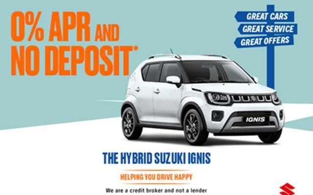 Suzuki Range Offers