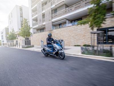 Honda Bikes - Forza 125