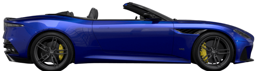 DBS Superleggera Volante