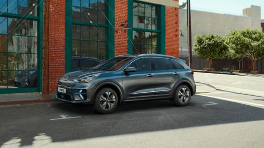 Kia e-Niro claims best selling EV in October