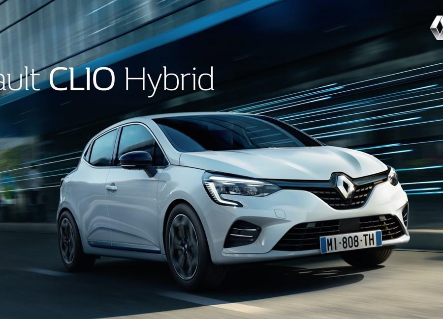 Renault Clio and Clio E-Tech hybrid