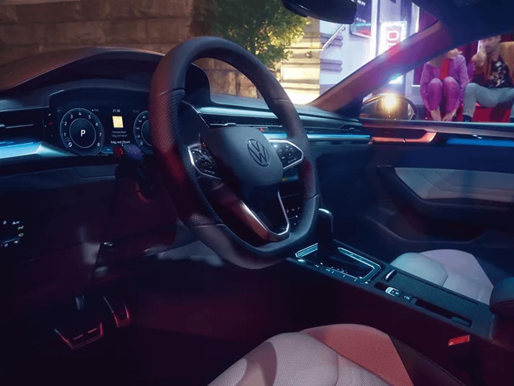 New Volkswagen Arteon Steering Wheel