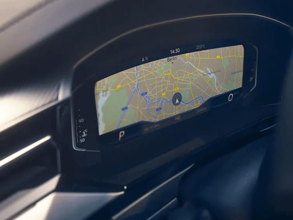 New Volkswagen Arteon sat nav