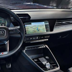 New Audi S3 Saloon