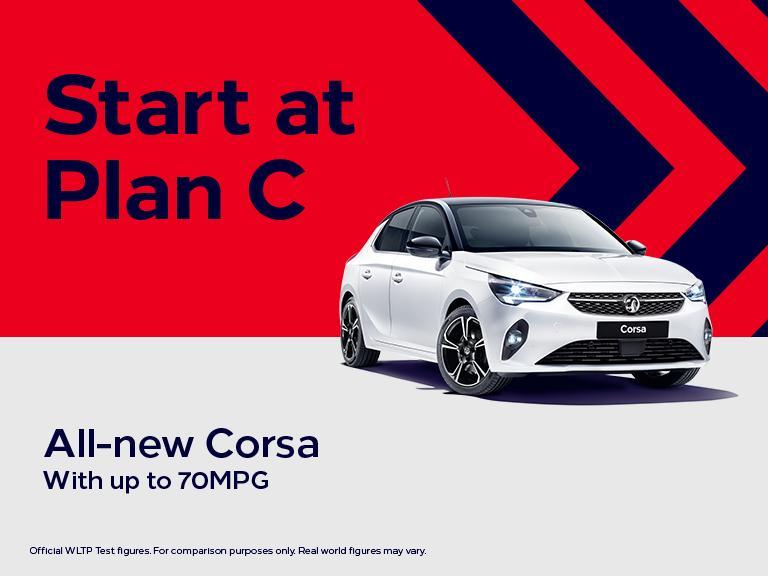 Start at Plan C