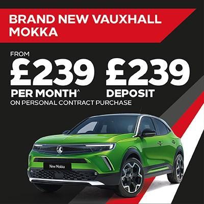 New Mokka Offer