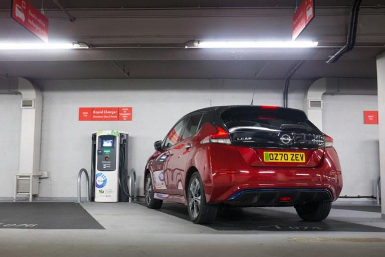 A decade of change with pioneering Nissan LEAF