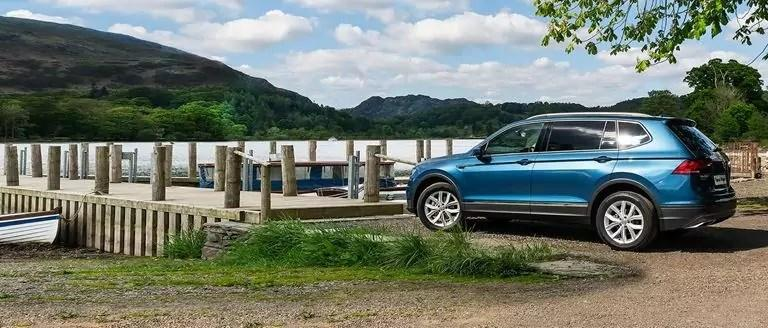Volkswagen Tiguan Allspace Finance Offer
