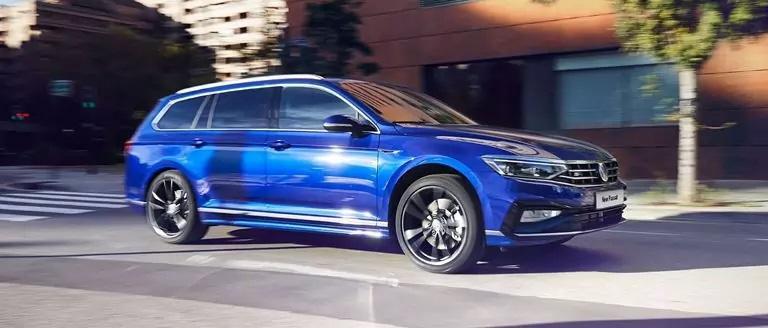Volkswagen Passat Estate Finance Offer