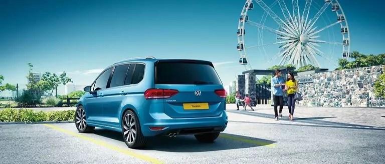 Volkswagen Touran SE Family Finance Offer