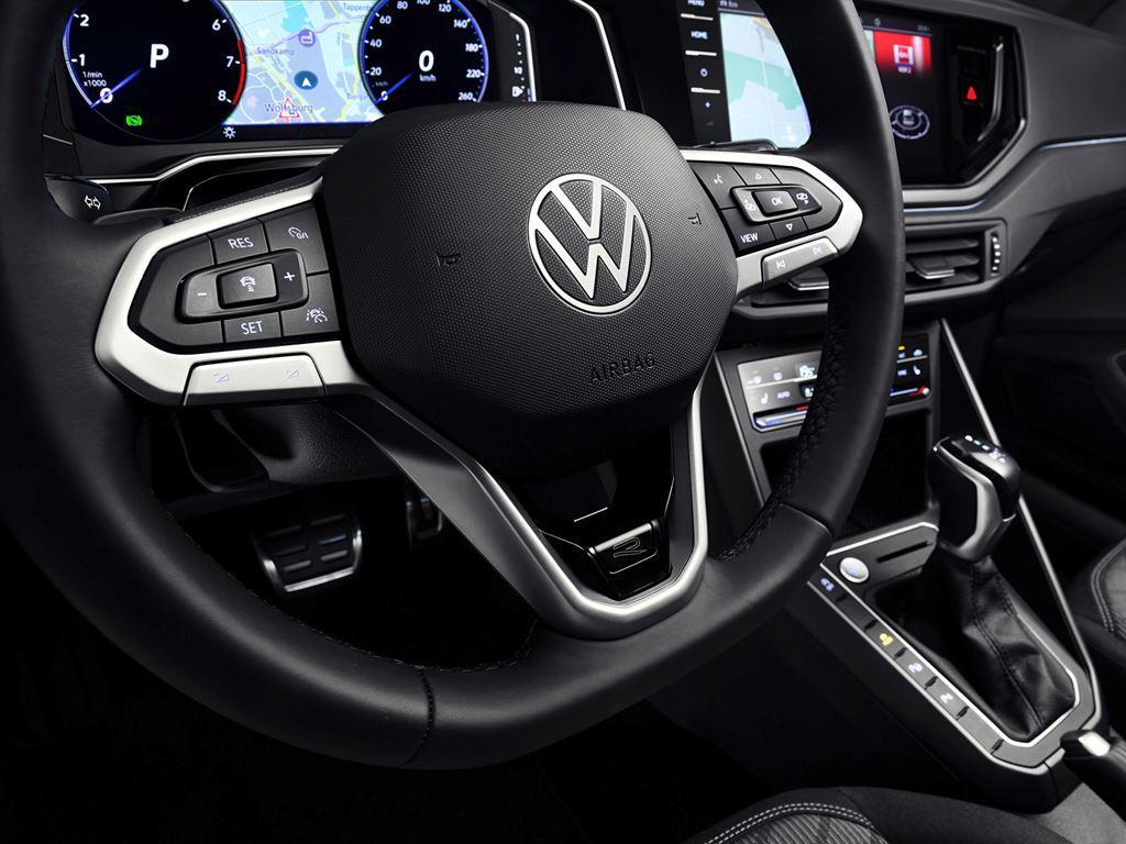 new taigo steering