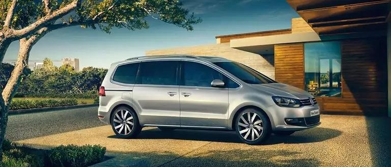Volkswagen Sharan SE Nav Finance Offer