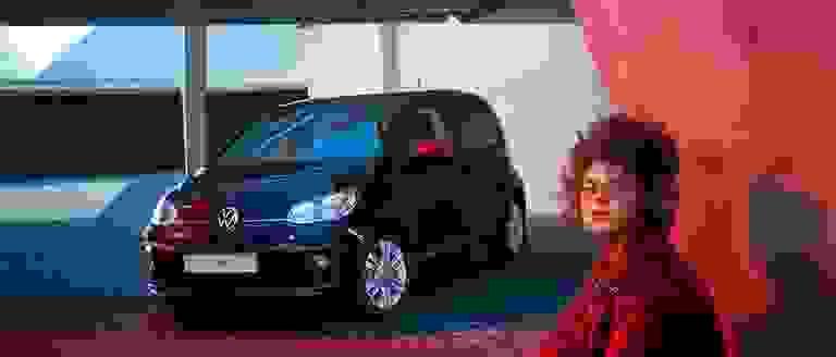 Volkswagen up! Business Offer