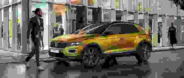 Volkswagen T-Roc Business Offer